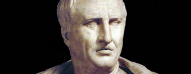 Marco Tullio Cicerone (106 - 43 a.C.)