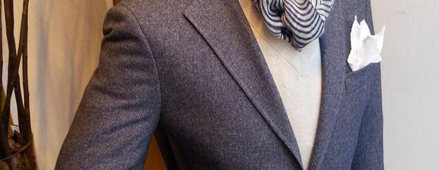 La giacca di tweed