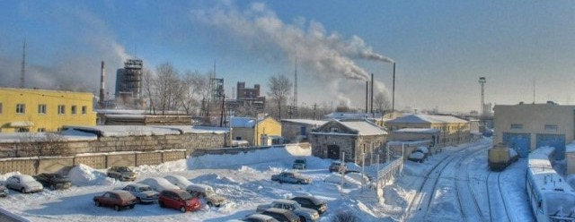 Dzershinksk - Russia