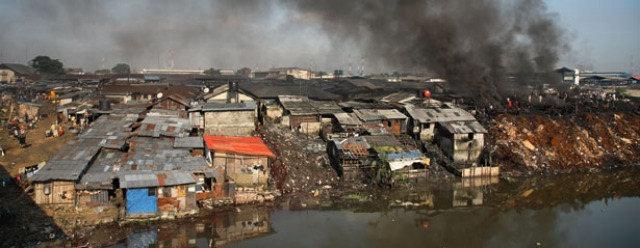 Delta del Niger - Nigeria