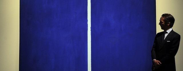 Onement IV - Barnett Newman