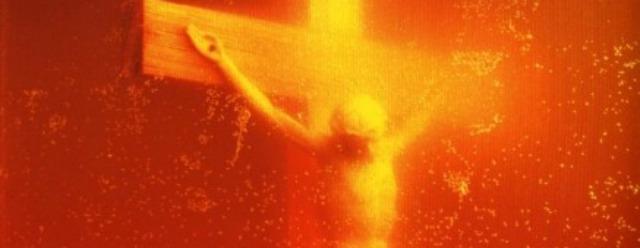 Cristo di Piscio - Andres Serrano