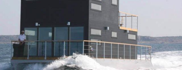 Ristorante galleggiante - Svezia