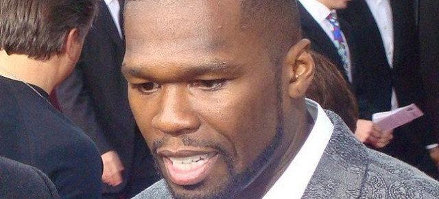 50 Cent fa il rapper per passione