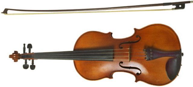 Che l'archetto del violino possa entrarti nell'ano