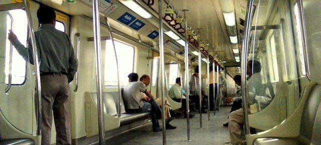 Sedili dei bus pubblici
