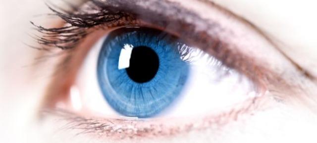 Esplosione dell'occhio