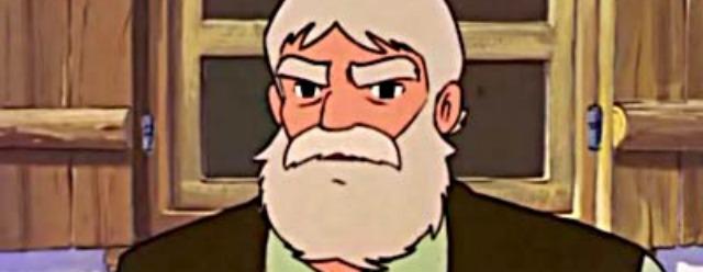 Il nonno di Heidi