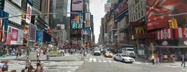 Times Square – New York City, USA