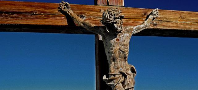 Solo gli stranieri subivano crocifissione