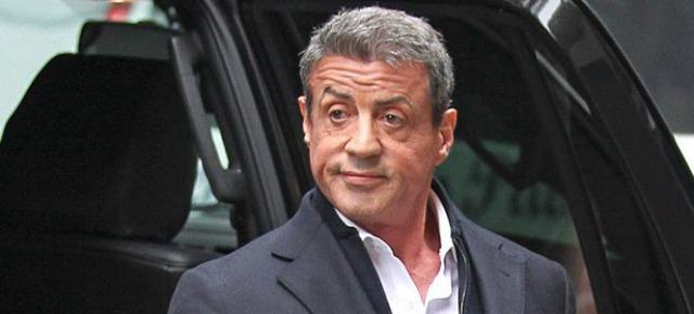 Sylvester Stallone, record come peggiore attore protagonista
