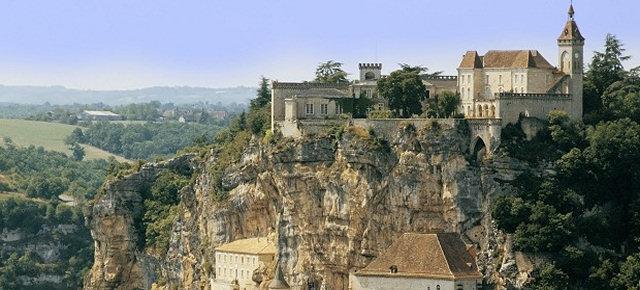 Le cinque località costruite su una roccia