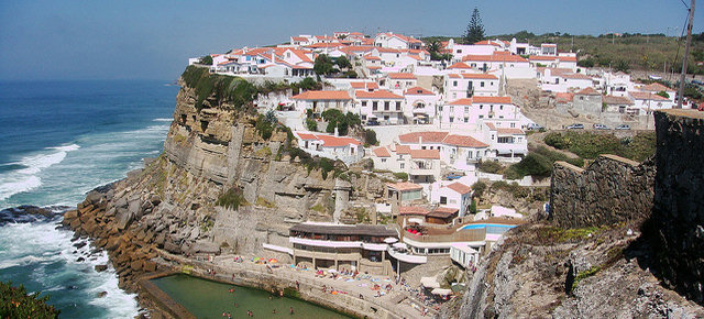 Azenhas Do Mar, Portogallo