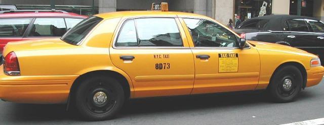 Il taxi? Una vera fregatura