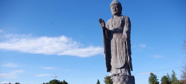 Ushiku Daibutsu, Giappone