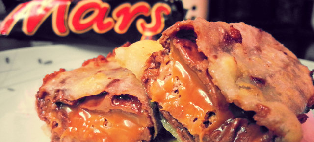 Mars fritto