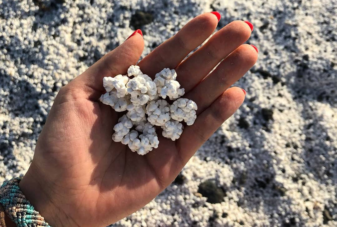 Spiaggia popcorn
