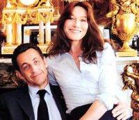 Sarkozy, Carla Bruni e lo spot