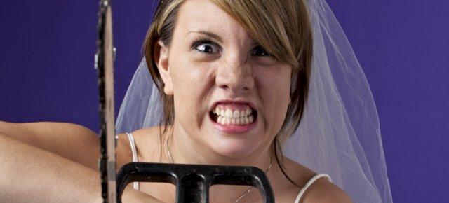 Rissa al matrimonio, subito divorziano
