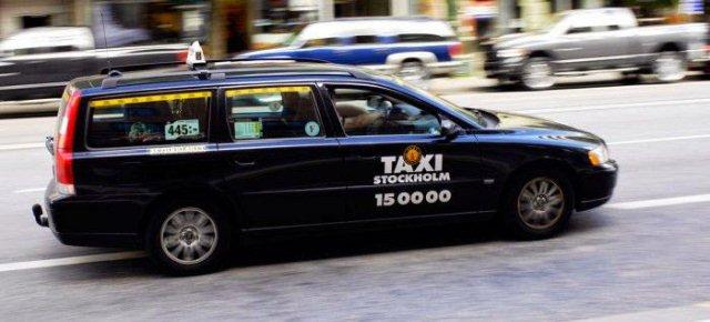 Corsa in taxi con lo psicologo