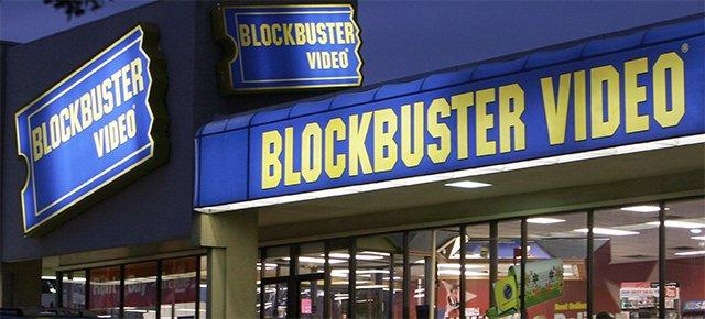 Chiude l'ultimo Blockbuster in Texas