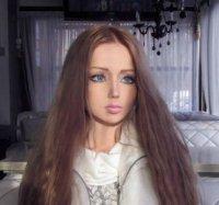 Valeria, la Barbie umana
