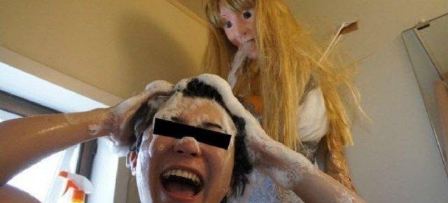 Trasforma la sua doccia nella sua fidanzata