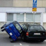 Parcheggio? Non fa per le donne