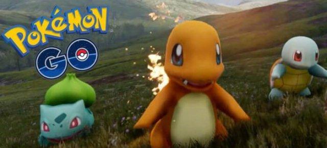 Si licenzia per giocare a Pokemon Go