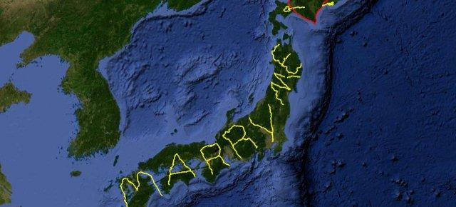 Proposta di matrimonio fatta col GPS