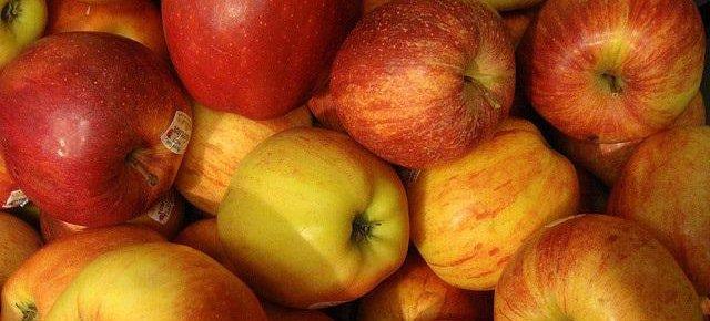 In arrivo le mele frizzanti