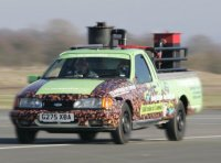 Ecco l'auto che va a caffè