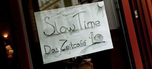 Slow Time: paghi il tempo ma non il caffè