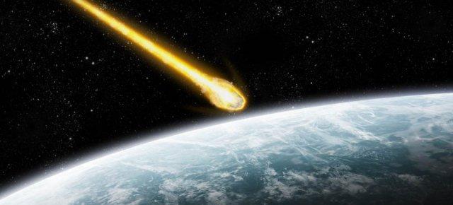 Ragazzino colpito da un meteorite