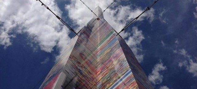 Costruita torre di Lego alta 35 metri!