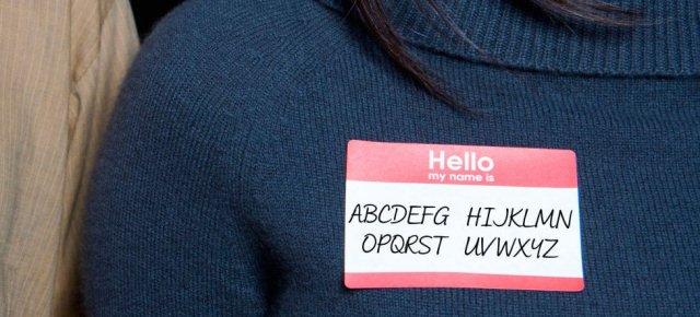 Ciao, mi chiamo Abcdefg