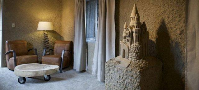Nei Paesi Bassi i primi hotel di sabbia