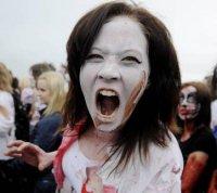 Zombie invadono New York