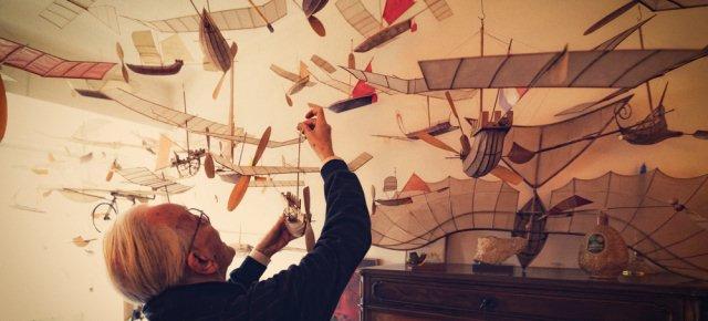 La collezione di navi volanti