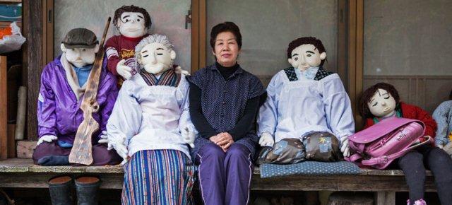 Nagoro: il villaggio delle bambole