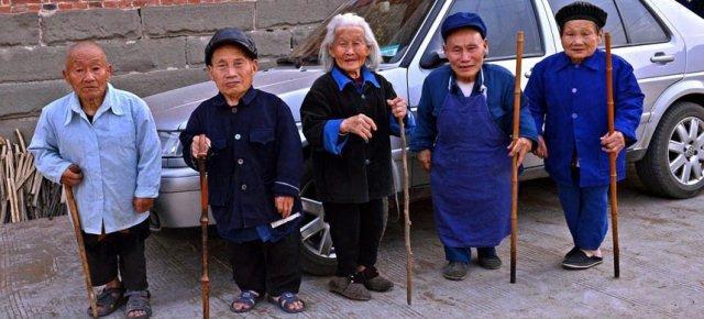 Yangsi: il villaggio dei  nani