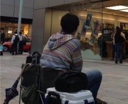 In fila da 10 giorni per l'iPhone 5S