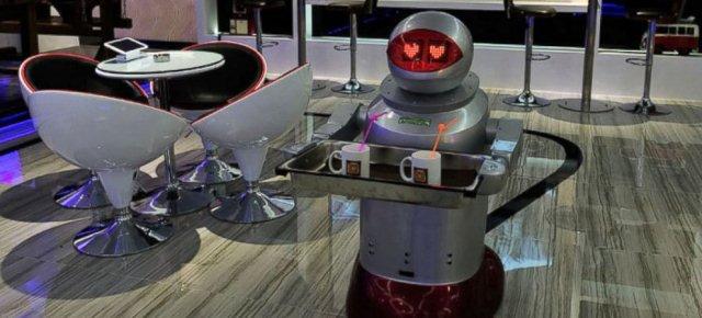 L'albergo gestito dai robot