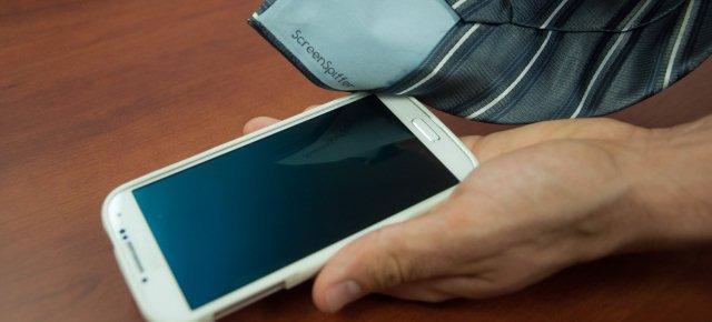 Quanto è sporco il nostro smartphone?