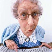 La nonna in vendita su eBay
