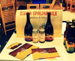 Arriva la birra spalmabile, tutta italiana!