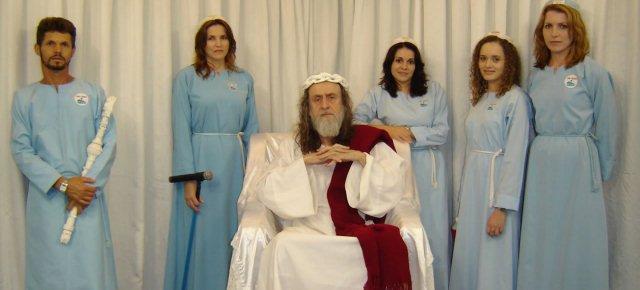 Uomo crede di essere Gesù reincarnato