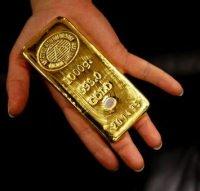 Distributore di lingotti d'oro