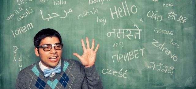La nostra lingua dipende dal clima