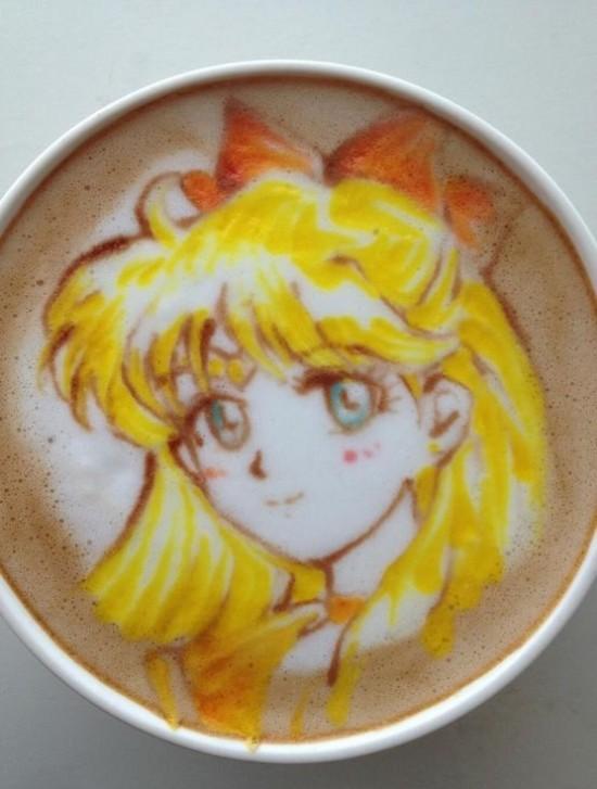 Sugi, l'artista del cappuccino 1